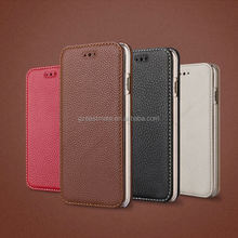 Hot Selling Leather Phone Case for iphone 5c cases silicone Genuine Leather