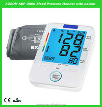 New Advanced Arm Blood Pressure Monitor Electronic medical novelty gifts