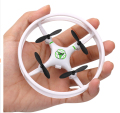 2.4G RC Mini Drone With Colorful Light Quadcopter Headless Mode