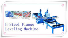new H beam Steel leveling Machine factory
