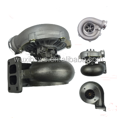 High performance T04E66 turbo charger A3760968799 466646-5041S air intakes turbocharger forBenz&Mercedes of wuxi booshiwheel
