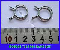 ISO9001,TS16949 professional torsion spring clip