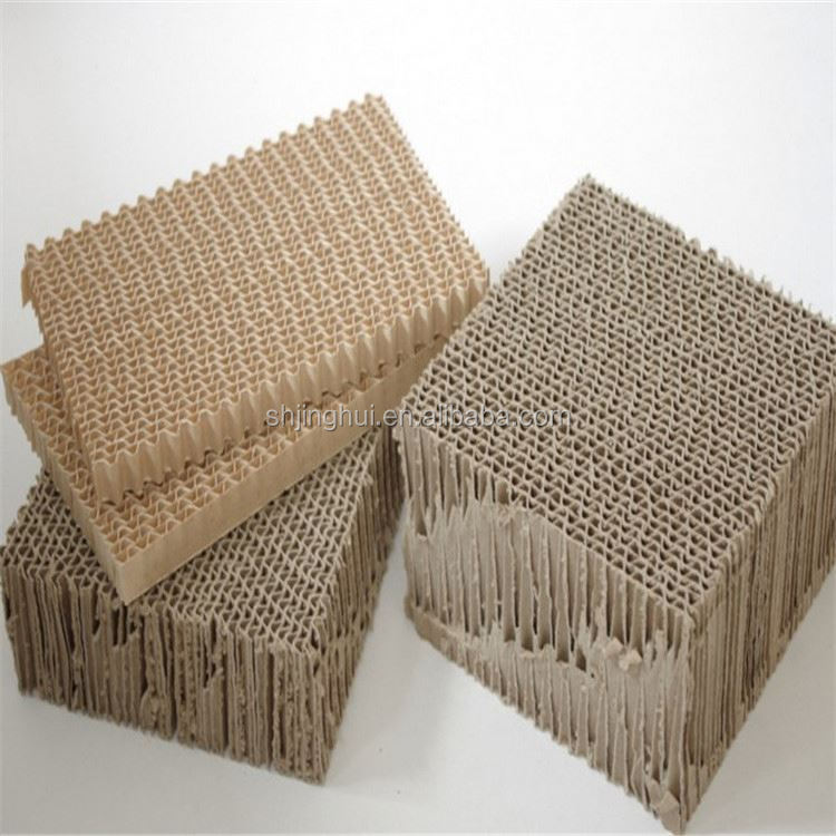 Sandwich furniture honeycomb wood panels for furniture and door using