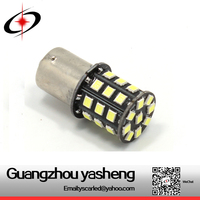 1156 led bulb 33 SMD 2835 LED bulb Canbus Error Free Car 1156 G18 Ba15s used cars