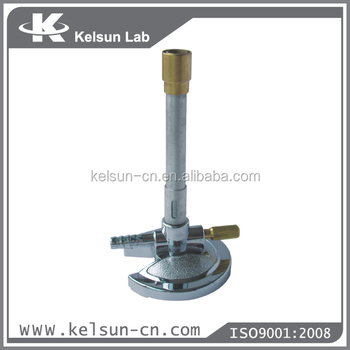 40119.03 High quality Laboratory Bunsen Burner, Chemical Bunsen Burner