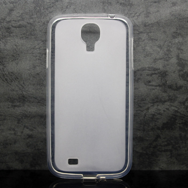 Hot Selling Pudding TPU Case For Samsung Galaxy S4 Active I9295 I537