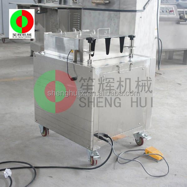 best price selling frozen fish cutting machinery sy-3j