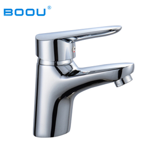 (B8217-1J) High Quality Durable Using Various Bathroom Basin Waterfall Mixer Faucet
