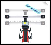 Top RS-3d Visual Wheel alignment with Packaging & Printing