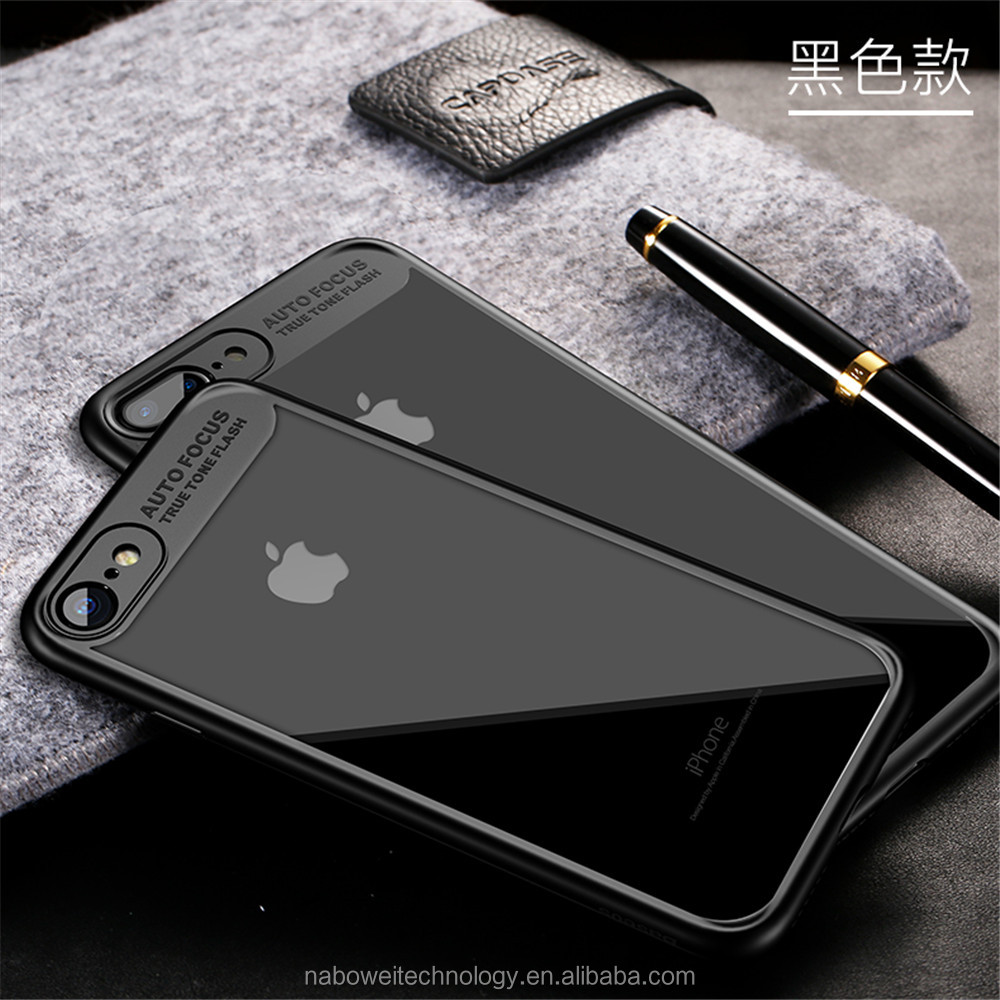 Luxury Ultra-thin Hard Case for <strong>iPhone</strong> 6 7 8 Plus Case Nano Glass Full Protector Phone Cover for Apple <strong>iPhone</strong> Case