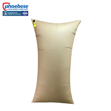 Reusable 2 PLY Paper Dunnage Air Bag For Container Truck Vessel