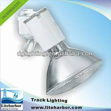 Line Voltage Mini Swivel Track Head ,dimmable led tracking light,PAR38 Lamp---K2653