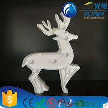 Wholesale Christmas Thanksgiving lights deer marquee decor
