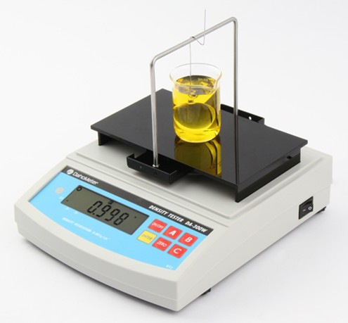 DA-300W Original Manufacturer Liquid Hydrometer Factory Price , Liquid Density Meter , Portable Density Meter of Liquids