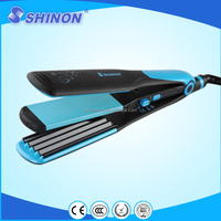 Best quality hair crimping iron professional hair straightener
