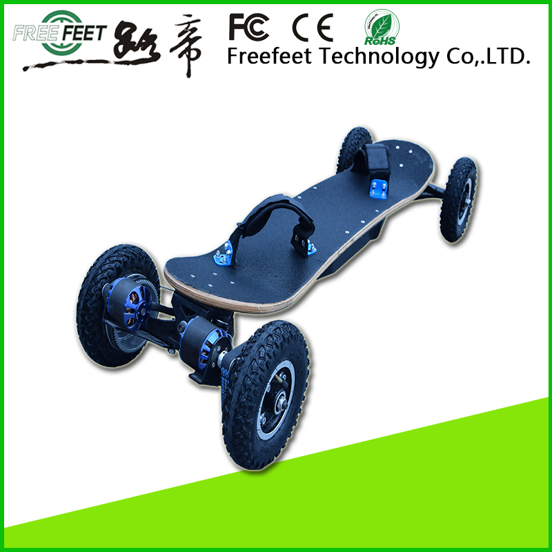 2016 cheap four wheel electric motorcycle smart scooter bluetooth luggage skateboard decks wholesale