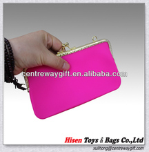 silicone pisidia bags with different color