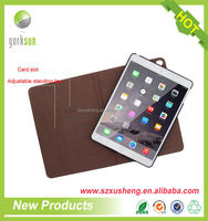 best selling products PU leather case for iPad