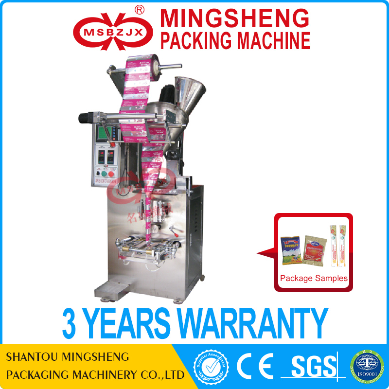 JX017 Fully automatic vertical auger packaging machine manufacturer machine milk powder packing machine