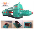 Low investment and high profit clay block making machine
