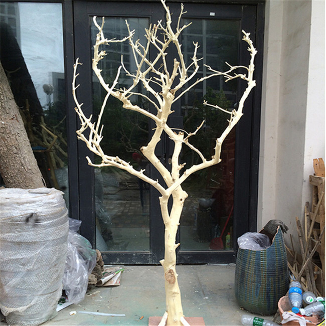 Artificial dry tree branch for centerpieces and christma