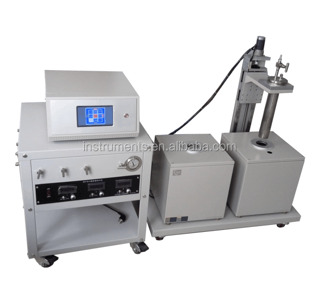 Lab Sliding CVD Annelaing Tube Oven with Vacuum Pump for Graphene and Carbon Nanotubes