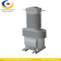 66kv Outdoor Epoxy Resin Current Transformer (CT) KEMA