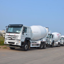 Sinotruk howo 336hp 6x4 10 wheel 10 cubic meters concrete mixer truck for sale