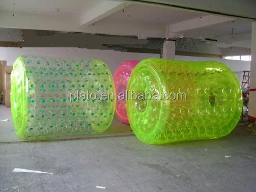Hot Sale Inflatable Water Walker, Huge Zorb Ball, Inflatable Water Roller For Outdoor Game Activities