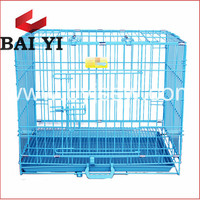 Chain Link Pet Steel Breeding Dog Kennel Cage for Sale