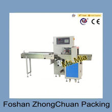 Wrapping Machine for Twinkies Bread Wrapping Machine Automatic