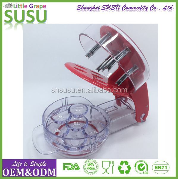 Hot-selling multiple cherry olive grape pitter and melon baller pitting cherries without electric