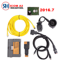 2016.7 for BMW ICOM A2 B C Diagnostic & Programming with HDD Super Version icom a2 for BMW