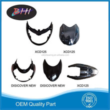 various custom made cheap motorcycle plastic parts