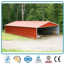 Attached Metal Carports With Storage Building