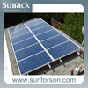 Easy Installation Solar Mounting Shingles Roof Solar Energy Home System