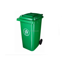 colored recyclable HDPE dust bin