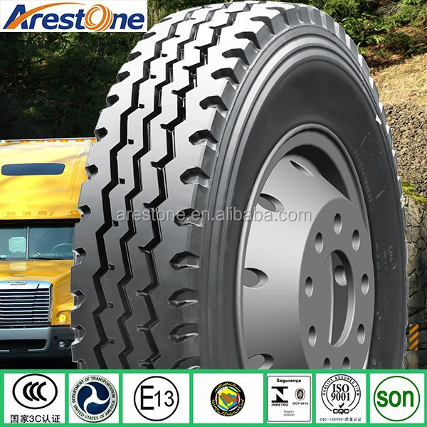 Good performance radial China truck tyre 750R16 8.25 R20 11R24.5 with low price