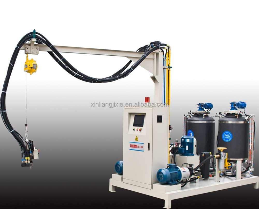 High Pressure Mixing head for PU foam Machine For Foam Insulation