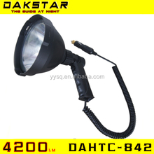 DAKSTAR DAHTC-842 4200lm outdoor 12V cigarette hunting tool LED spot searchlight