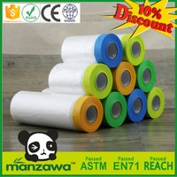 Made in China protective spray plastic film