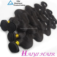 14 16 18 Body Wave Virgin Remy Hot Sale Best Type Human Hair Extensions