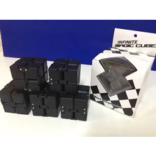 Factory wholesale price newest anti-stress fidget toy infinity cube
