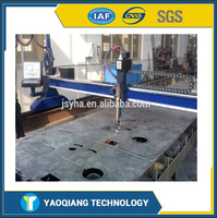 Practical and economical high definition good performance plasma portable cutting machine