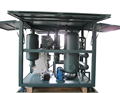 Ultra-high Voltage Oil Filtration Equipment Oil Regeneration Purifier