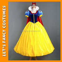 PGWC2291 Wholesale fancy snow white princess halloween party dress costume