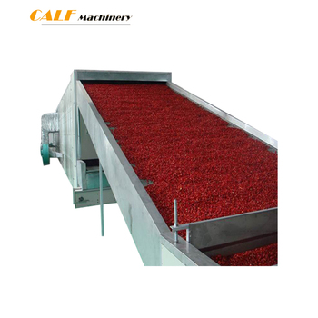 hot air heating Chili dryers for drying fruit and vegetable dryer