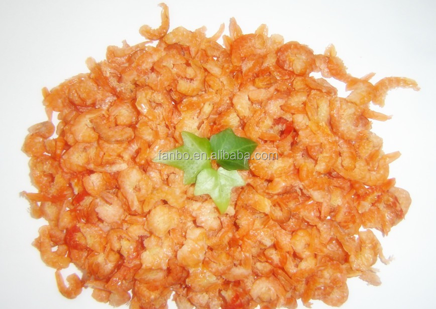Dry seafood dried shrimp shell without any additives