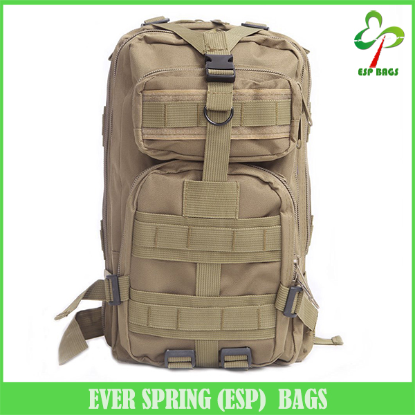 Durable Molle Tactical Mochilas Camping Militares, Military Mochila Backpack for Hiking Trekking Hydration Bag