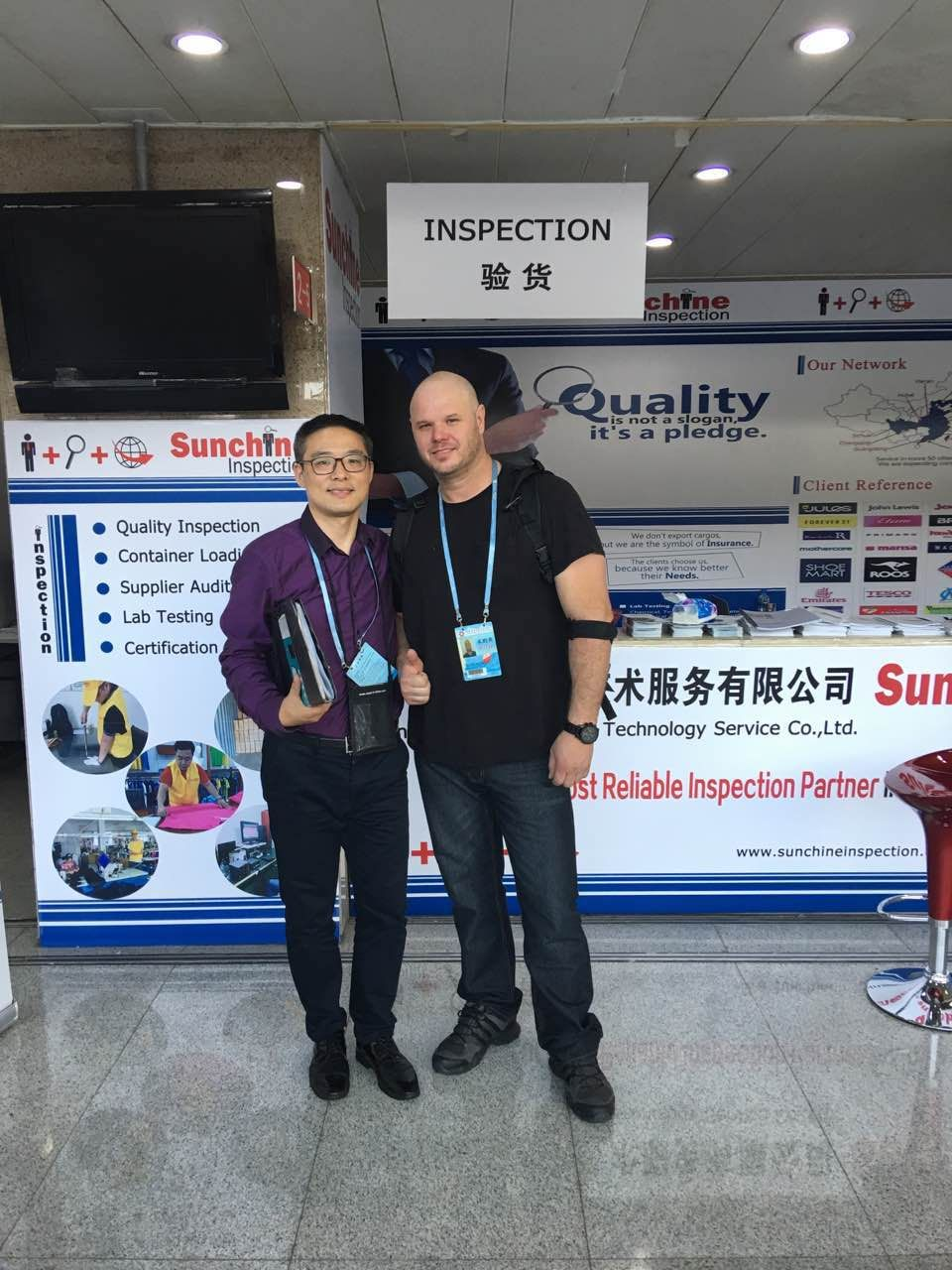 Shenzhen professional humidfiers products quality control inspection service